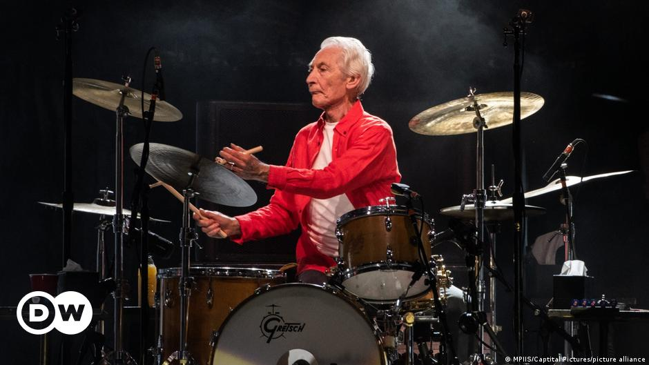 Charlie Watts: Rolling Stones drummer at 80
