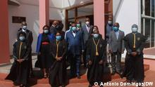 Angola Stellvertretender Generalstaatsanwalt der Republik in Kwanza Norte