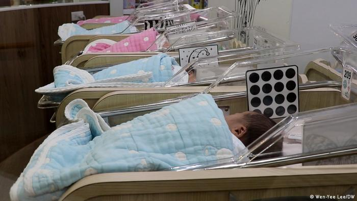 Taiwan Geburtenrate