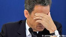Sarkozy nahm angeblich Schwarzgeld von Bettencourt
