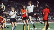 Fußball EM 1980 | Finale Deutschland - Belgien