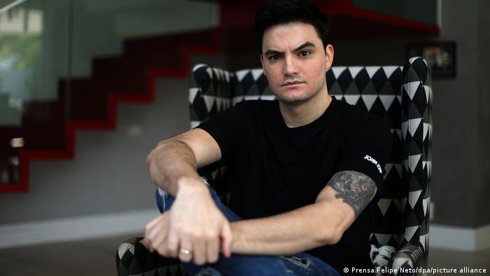 Brazilian vlogger Felipe Neto