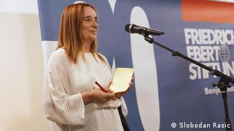 Banjaluka Tanja Topic Analytikerin Friedrich Ebert Stiftung
