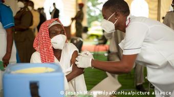 Прививка от коронавируса в Малави