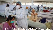 Indien Neu-Delhi | Coronavirus | Krankenhaus