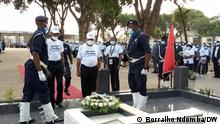 Luanda, Angola, 27.05.2021+++Angolan government honors victims of political conflicts. (c) Borralho Ndomba / DW
