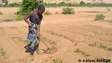 Dürre im Süden Angola