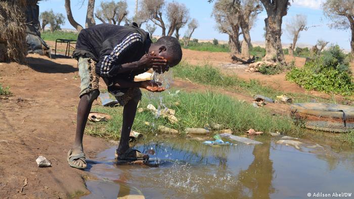 Les enfants sont particulièrement vulnérables aux effets du changement climatique