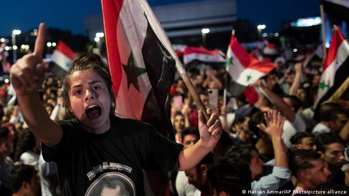 Syrien Präsidentschaftswahlen