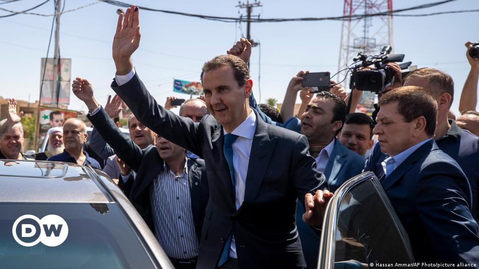 Suriye'de devlet başkanlığı seçimlerini Beşar Esad kazandı