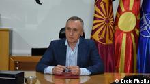 Nord-Mazedonien Erold Musliu Direktor Nachrichtendienst