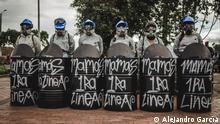 Kolumbien | Proteste gegen die Regierung