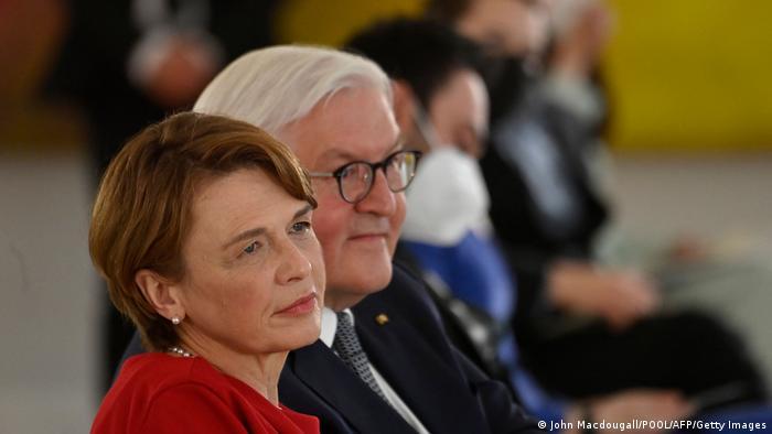 Berlin Bundespräsident Frank-Walter Steinmeier