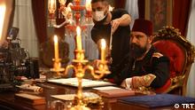 Türkei Dreharbeiten der Fernsehserie Payitaht Abdülhamid