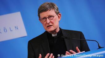 El cardenal Rainer Woelki, arzobispo de Colonia, Alemania.