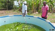 DW Sendung Eco Africa | Ghana Aqua
