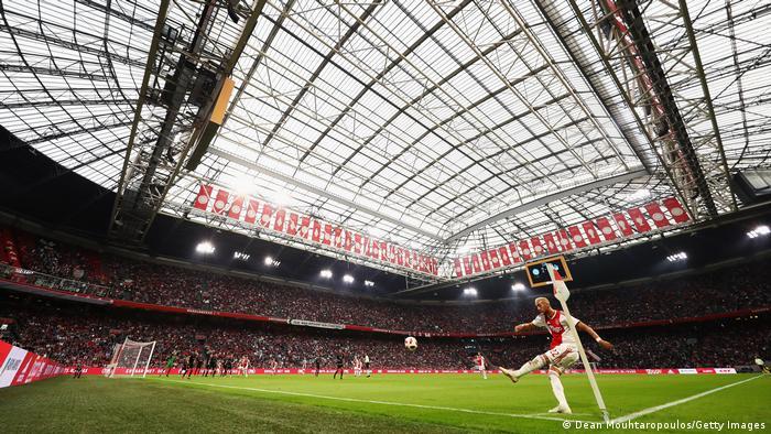 Амстердам - Johann Groof Arena