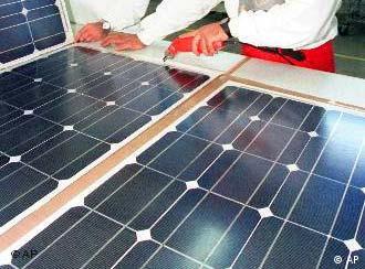 Солнечные батареи - энергия будущего?