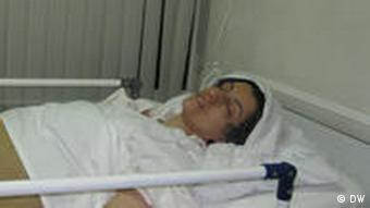 نرگس محمدی در تابستان ۱۳۸۹ پس از آزادی از زندان، به مدت یک ماه در بیمارستان ایرانمهر بستری بود