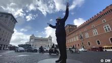 Italien Verkehrspolizisten