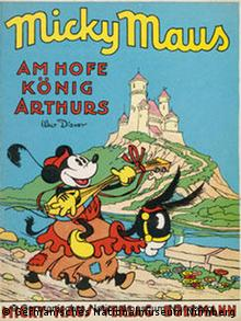 Micky-Maus-Comic (Foto: Germanisches Nationalmuseum)