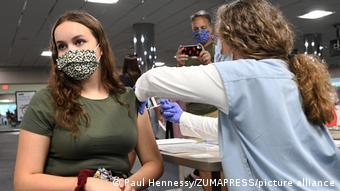 ABD'de Mayıs ayından bu yana 12-15 yaş arasındaki gençlere de koronavirüs aşısı yapılıyor