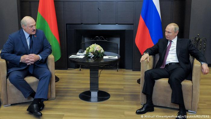 Sastanak Putina i Lukašenka u Sočiju 28. 5. 2021.