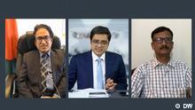 This week's Khaled Muhiuddin Asks talkshow featured Touhid Hossain and Mosharraf Hossain Bhuiyan