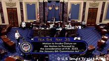 US-Republikaner blockieren Aufklärungsgremium zu Kapitol-Attacke