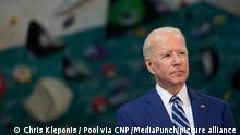 USA Präsident Joe Biden