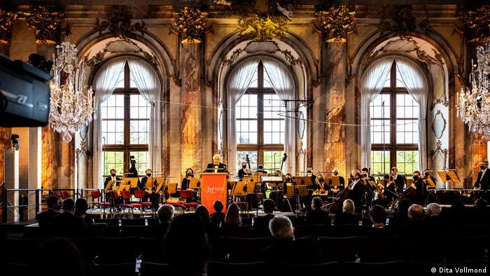Würzburg Mozartfest Eröffnungskonzert | Rede Steinmeier