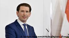 Österreich |Coronavirus | Bundeskanzler Sebastian Kurz