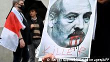 Ukraine Protest gegen Lukaschenko in Kiew