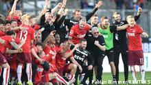 Deutschland Bundesliga Relegation | Holstein Kiel gegen 1. FC Köln