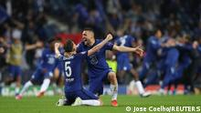 Portugal Porto | UEFA Champions League Finale | Chelsea FC gewinnt