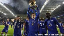 Portugal Porto   UEFA Champions League Finale   Kai Havertz