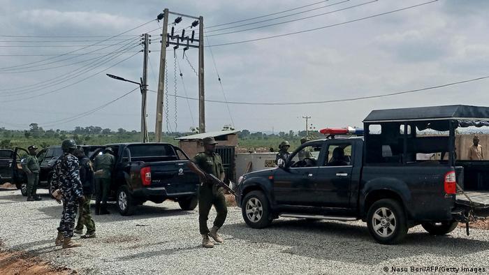 Nigeria Abuja | Sicherheitspersonal | Entführte Studenten
