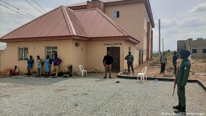 Nigeria Abuja   Greenfield Universität   Entführte Studenten