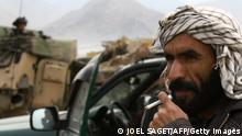 Afghanistan Polizei Tagab Distrikt