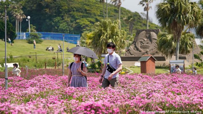 Japan | Coronavirus | Tateyama Family Park
