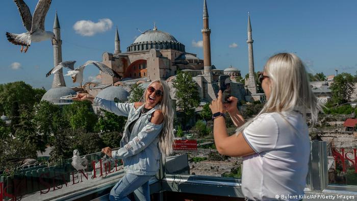 Türkiye'de turizm canlanıyor