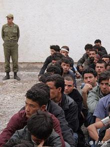 يك كارشناس در مشهد ميگويد، دولت ايران به دليل وضعيت امنيتى منطقه مهاجرين افغان را اخراج كرد