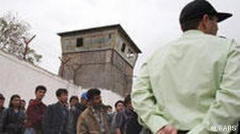 گروههاى مدافع حقوق بشر از وضعيت اردوگاههاى ايرانى در استان سيستان و بلوچستان انتقاد كردند