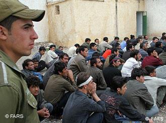 هشتادهزار مهاجر افغان از استان سيستان و بلوچستان برگردانده شدند
