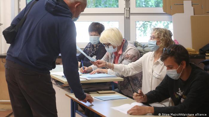 Kroatien Wahl Zagreb