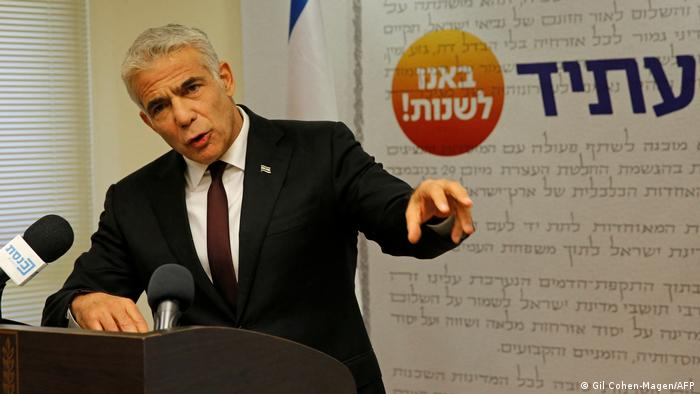Israel Wahl | Yair Lapid