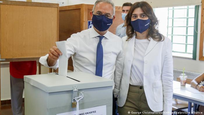 Zypern Nikosia | Parlamentswahlen | Averof Neophytou