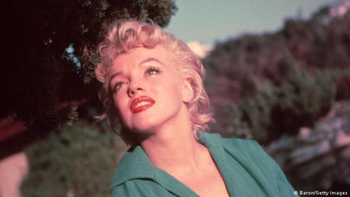 Marilyn Monroe - amerikanische Schauspielerin