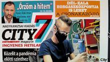 """City7 Headline: """"Die Aussichten werden immer besser"""" (Arbeitsmarkt)"""