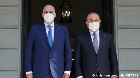 Τουρκικά ΜΜΕ: Επιτυχημένη η επίσκεψη Τσαβούσογλου στην Ελλάδα